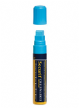 Blue 15mm Wet Wipe Securit Chalk Marker